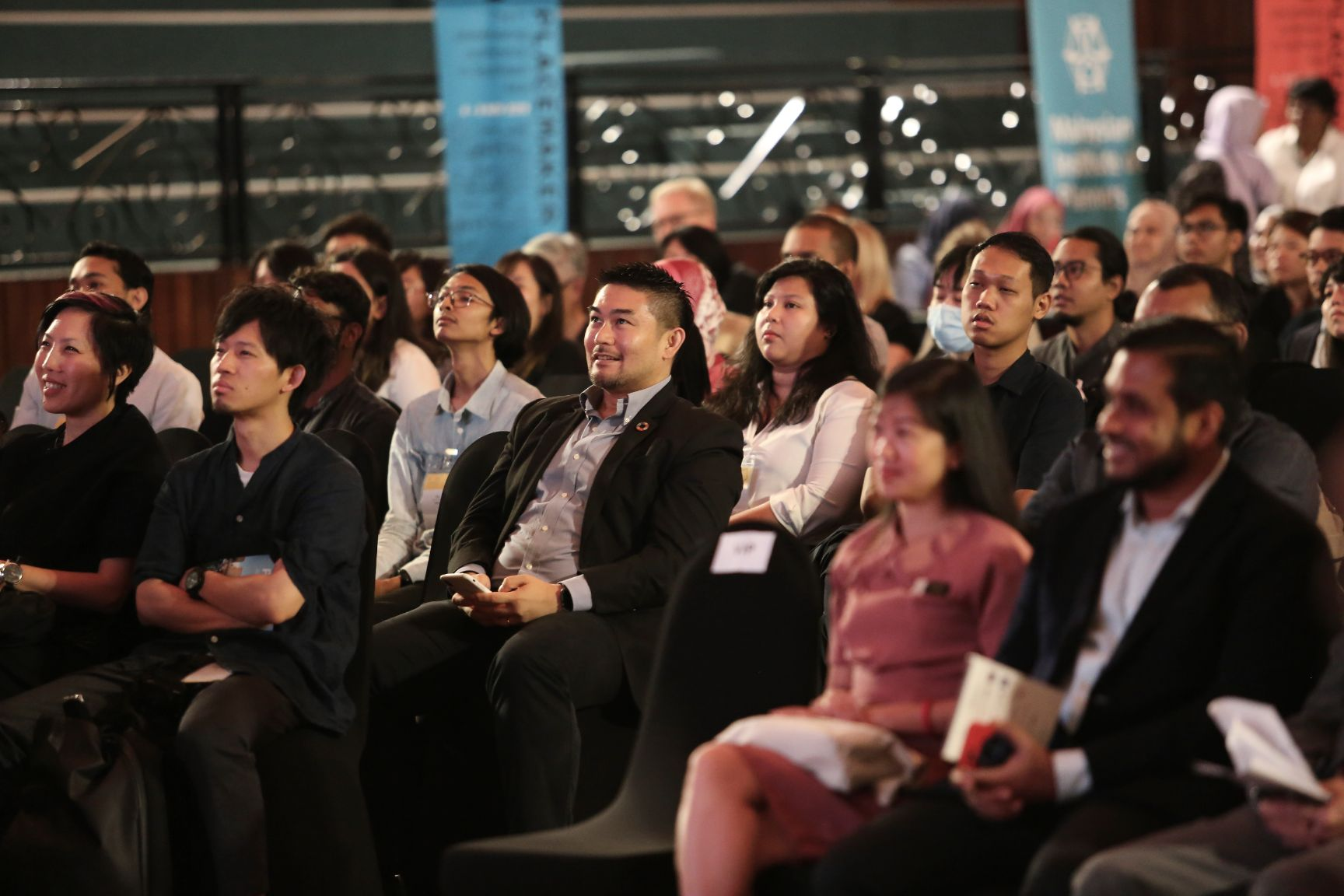 Placemaker Week ASEAN culminated in a sold out two-day plenary session at the Chin Woo Stadium in the heart of Downtown KL
